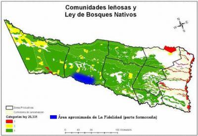Ordenamiento territorial de Formosa