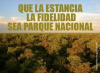 la fidelidad parque nacional