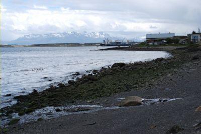 Impacto del desarrollo en costa de Ushuaia