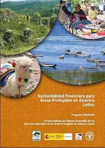 Sostenibilidad finaciera para áreas protegidas en América Latina