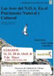 Afiche Aves del NOA-2012