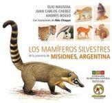 libro mamíferos Misiones