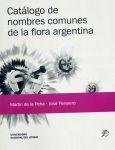 Catálogo de nombres comunes de la flora argentina