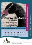 """Curso """"Aves en humedales, aguas continentales y marinas de la Argentina"""""""