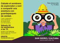 guardaparques de San Isidro