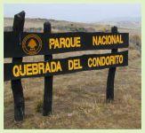Plan de Manejo del Parque Nacional Condorito