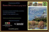 """Presentación libro """"Buenos Aires, la historia de su paisaje natural"""""""