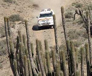 Rally Dakar en Córdoba
