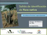La Pampa: salida de observación de la flora nativa en Guatraché