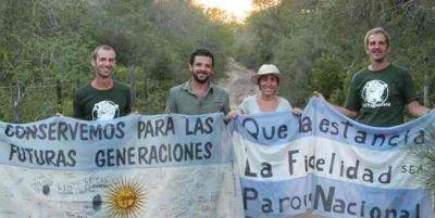 La Fidelidad: Parque Nacional