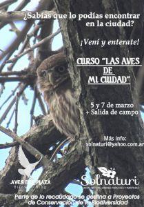 curso aves