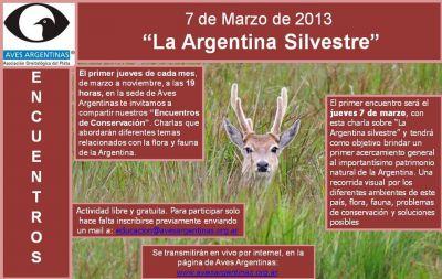 la argentina silvestre