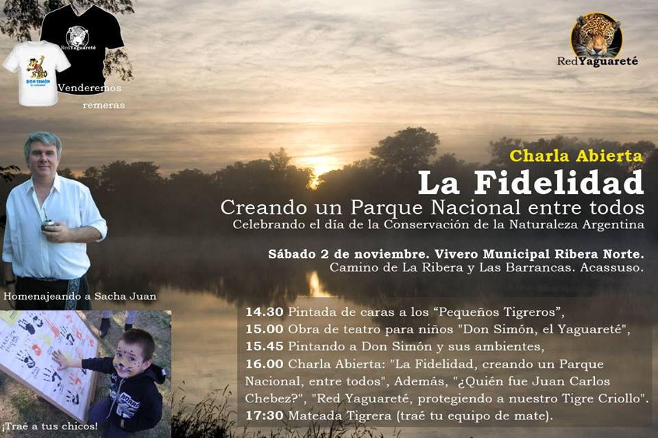 de la Conservación de la Naturaleza Argentina (en conmemoración del