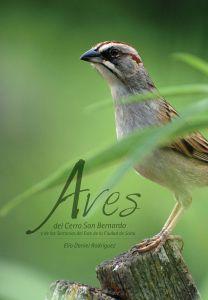 Libro Aves del Cerro San Bernardo