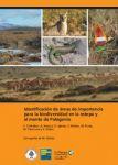 Áreas de importancia para la biodiversidad en la estepa y el monte de patagonia