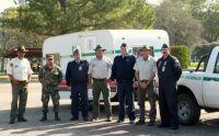 reservas militares campo garabato y el tala