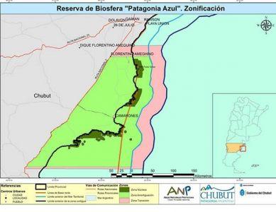 reserva de biosfera patagonia azul