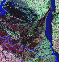 Delta e Islas del Paraná