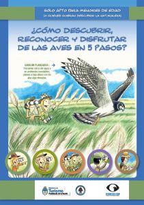 como descubrir, reconocer y disfrutas de las aves en 5 pasos