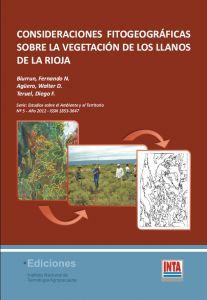 Consideraciones fitogeográficas sobre la vegetación de los Llanos de La Rioja, Argentina