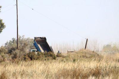 Mendoza: Polémica por la laguna del Viborón