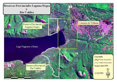 áreas protegidas Tierra del Fuego