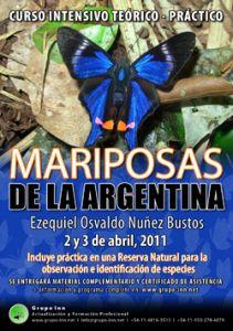 poster mariposas