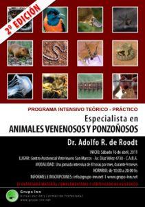 animales venenosos