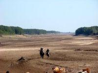 río pilcomayo seco